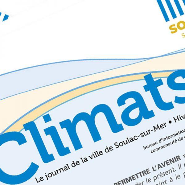 Journal municipal Climats Soulac