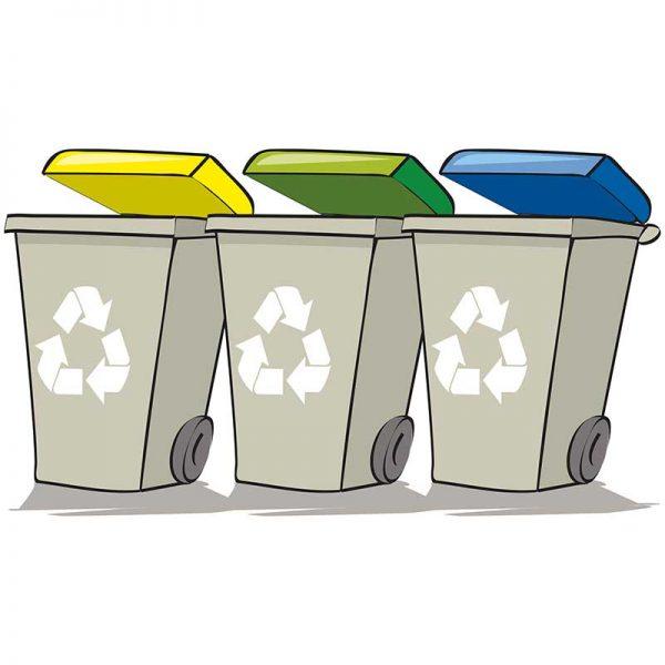 Gestion des déchets à Soulac