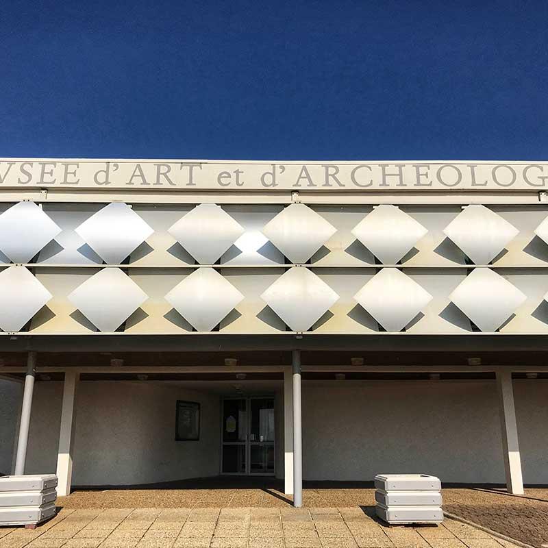 Musée d'art et d'archéologie Soulac