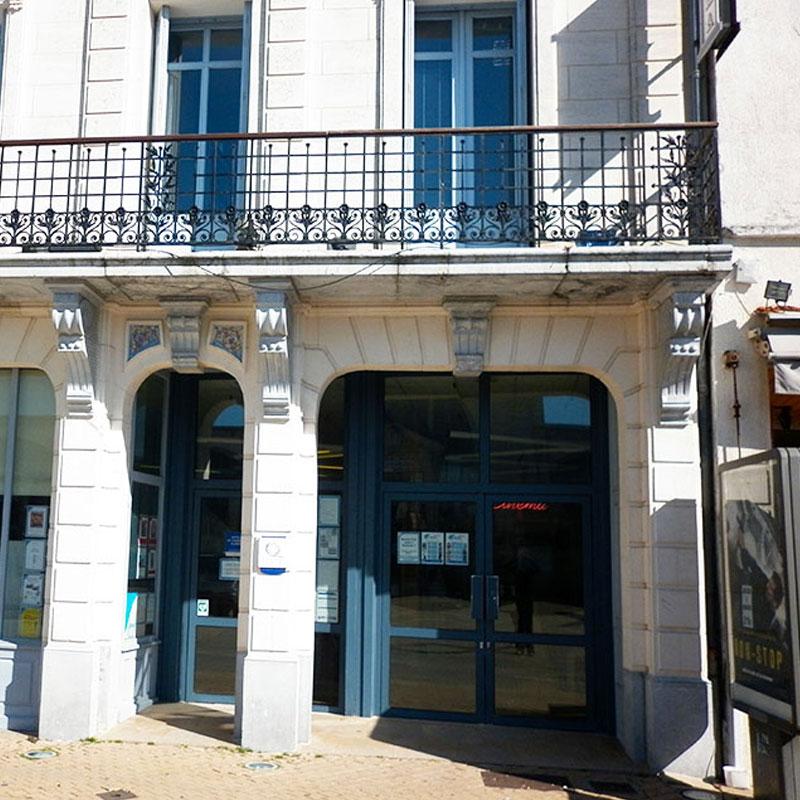 Cinéma Océanic à Soulac