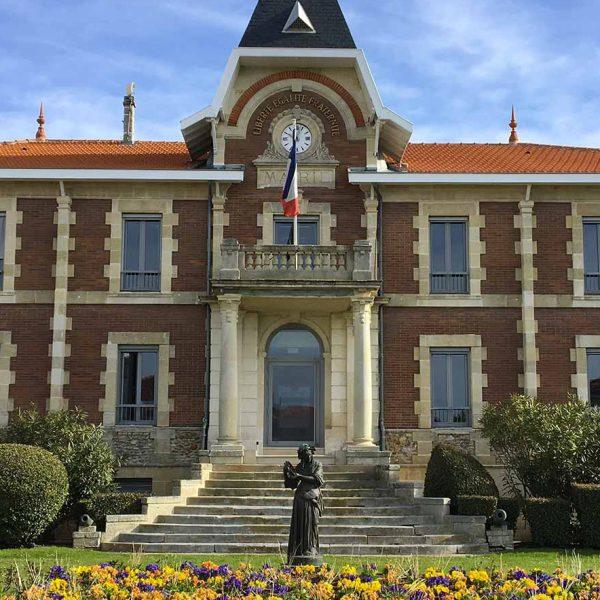 mairie soulac-sur-mer