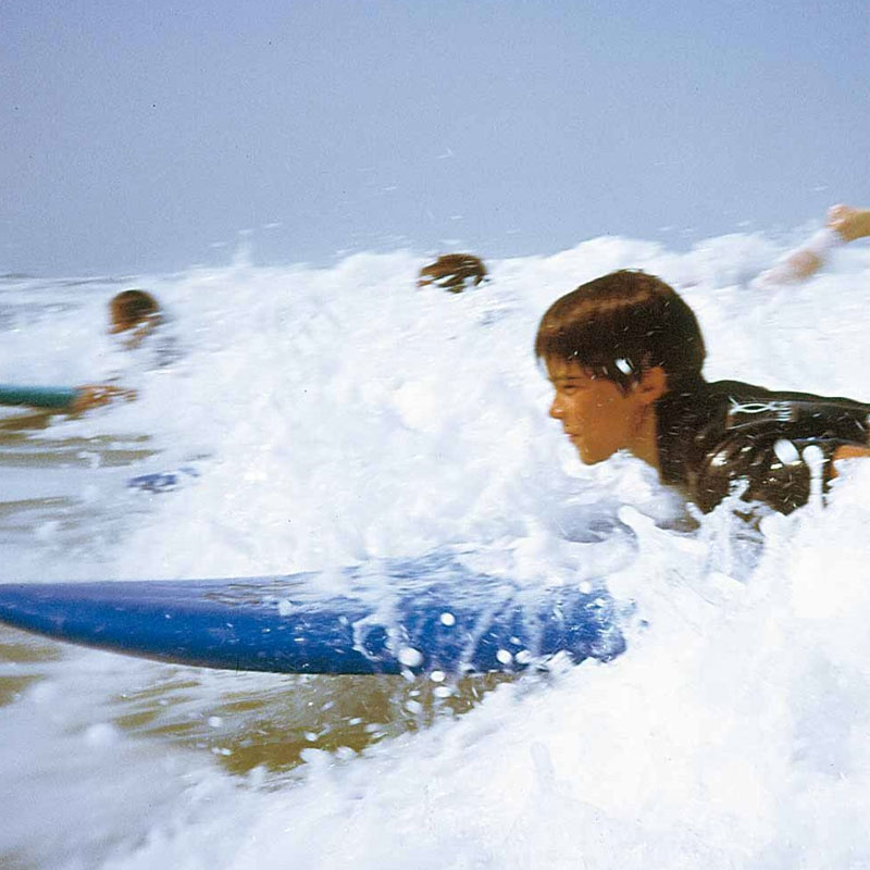 Surf à Soulac
