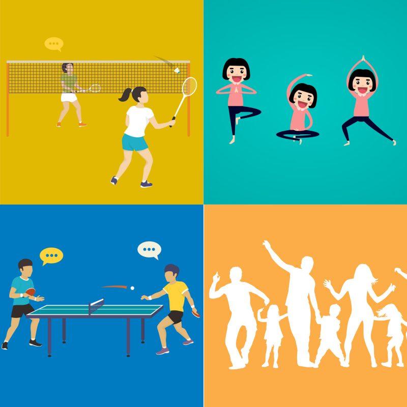 activités sportives Soulac