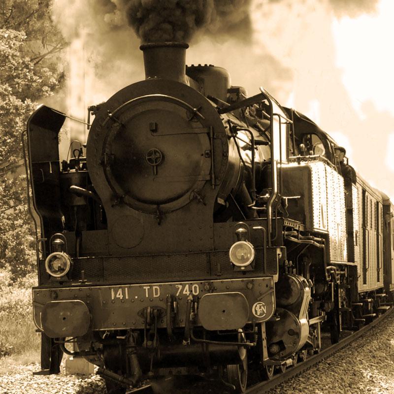 Histoire chemin de fer du midi Soulac