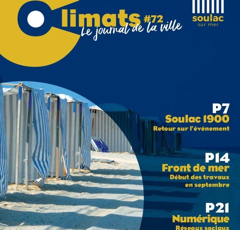 Journal Municipal Climats n°72