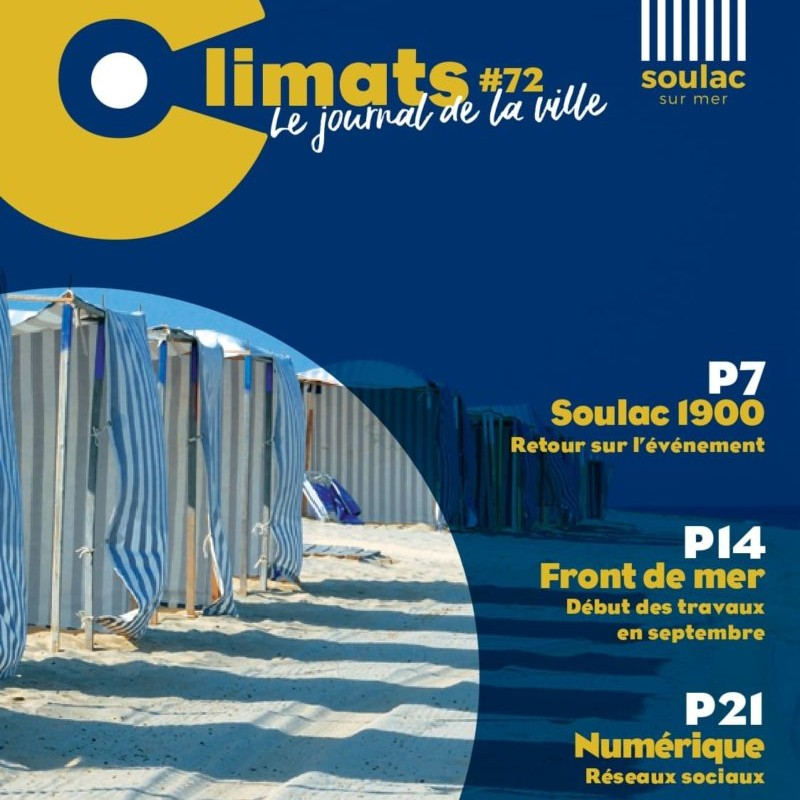 Journal Municipal Climats n°72