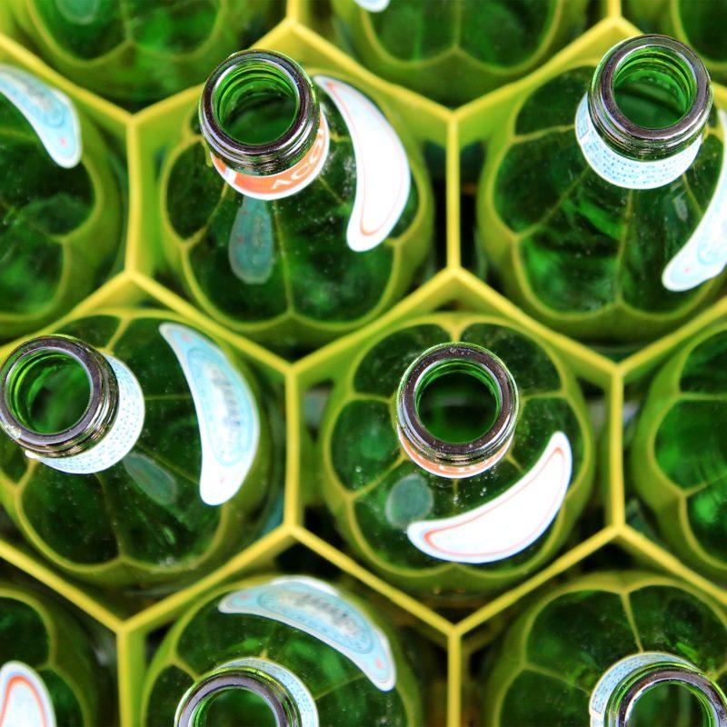Collecte du verre