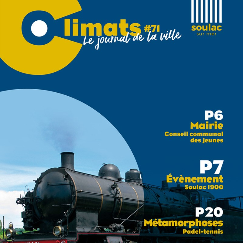 Journal Municipal Climats n°71