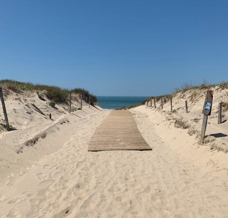 Arrêté municipal : Interdiction d'accès aux plages