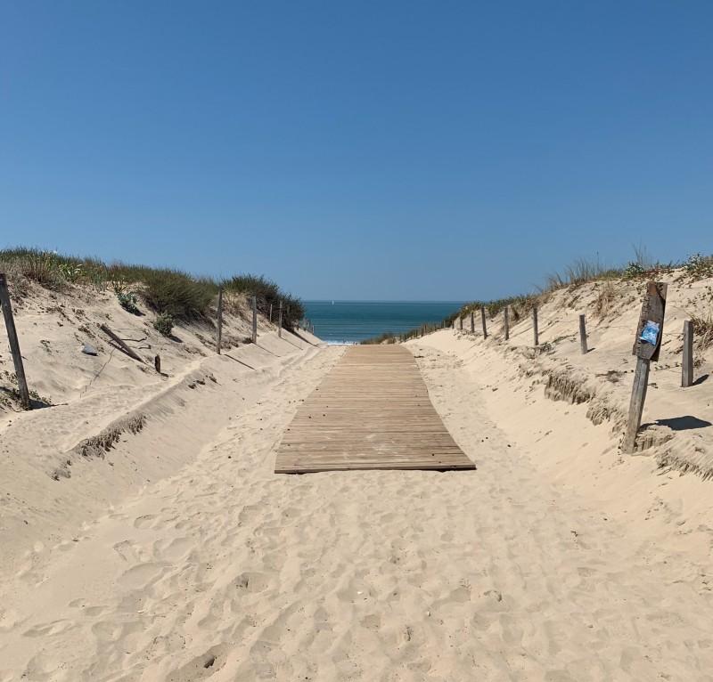 Avis de concession de plage