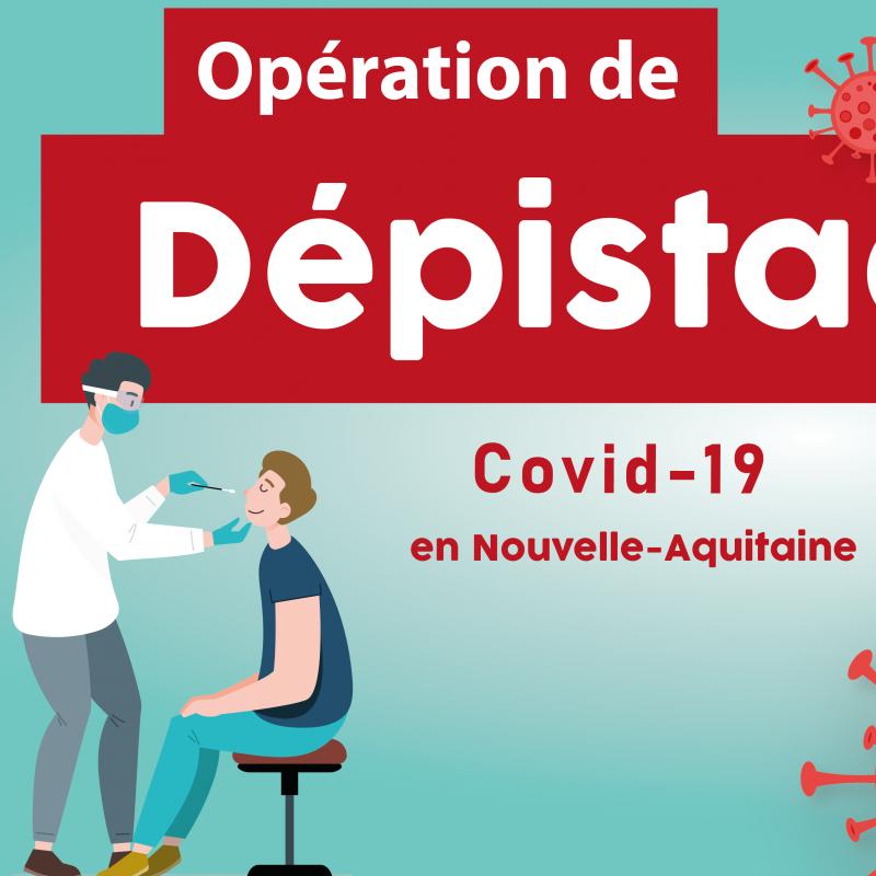 Dépistage COVID-19