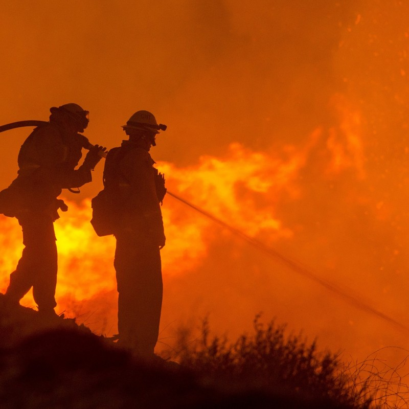 Prévention feux de forêt