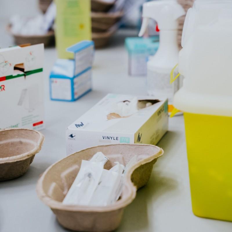 Centre de vaccination COVID-19 Soulac